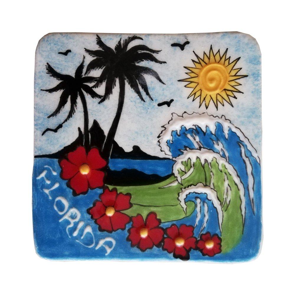 Ceramic Coaster - 014