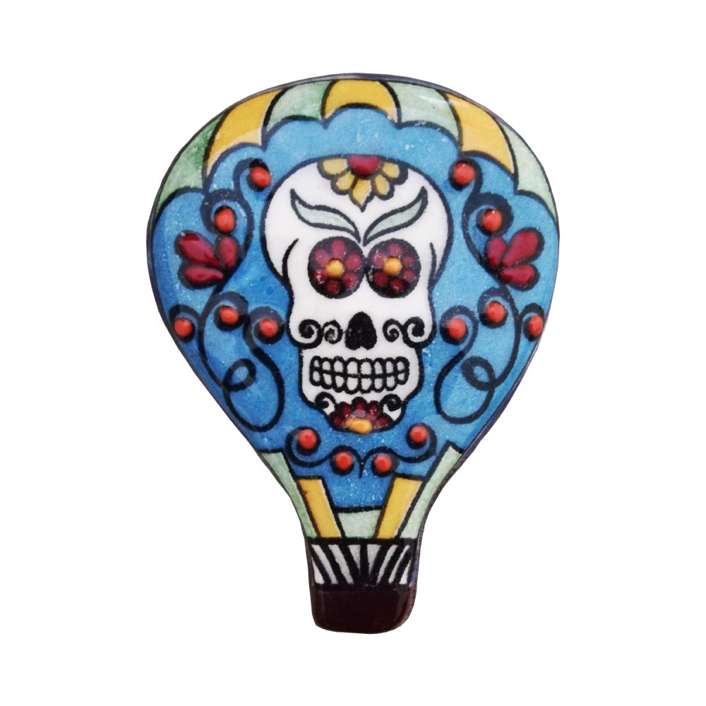 Ceramic Magnet Balloon 002