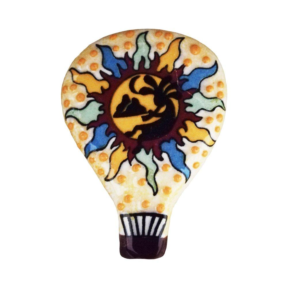 Ceramic Magnet Balloon 003