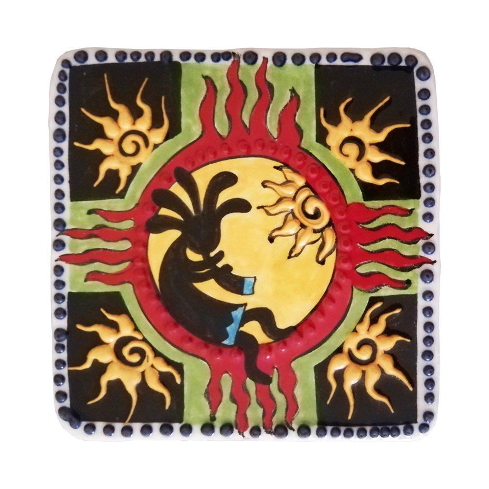 Ceramic Coaster - 006
